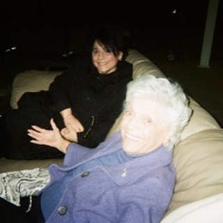Ariana Grande's mother and grandmother