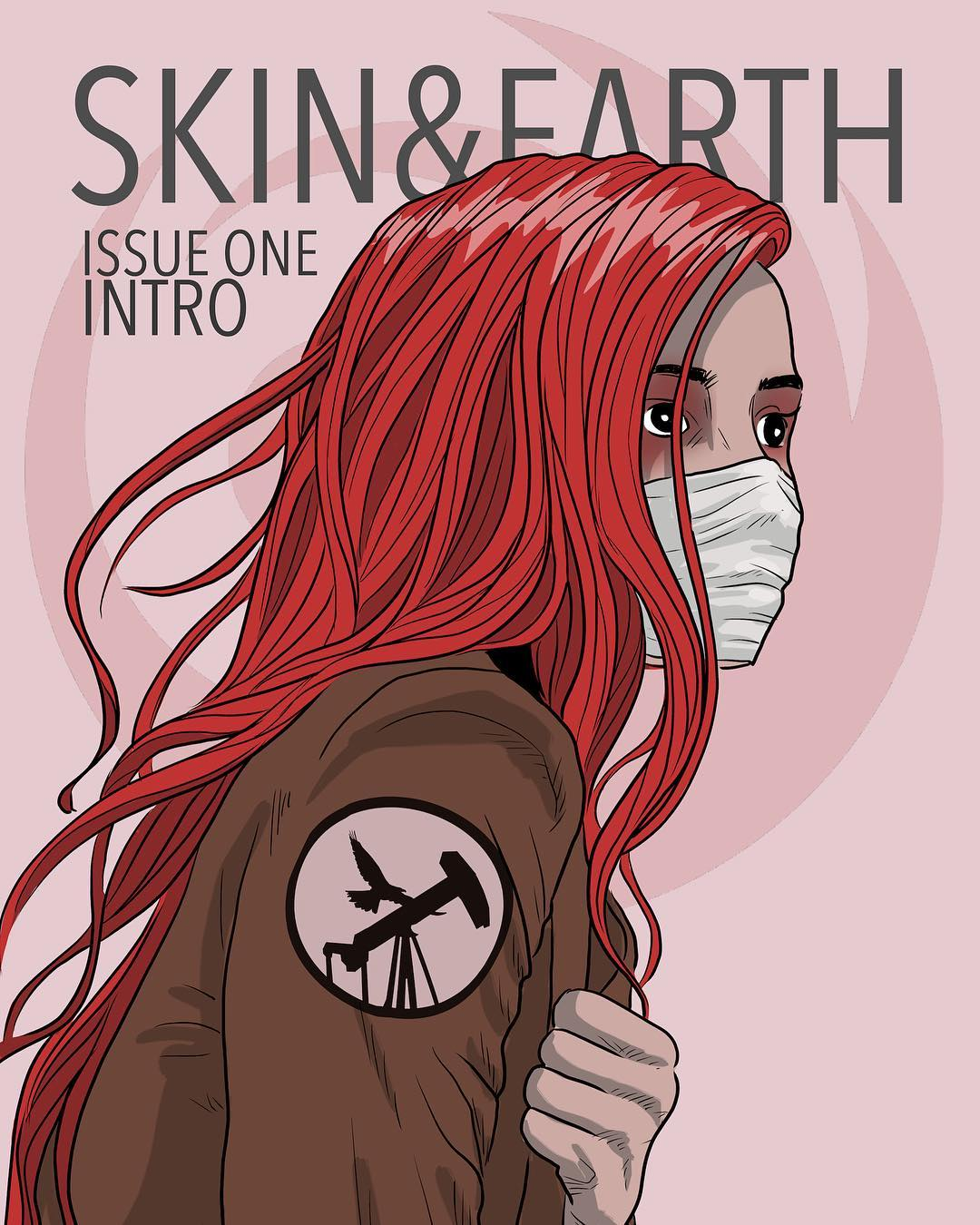 Skin And Earth Lights Comic Book Intro Picture Umusic