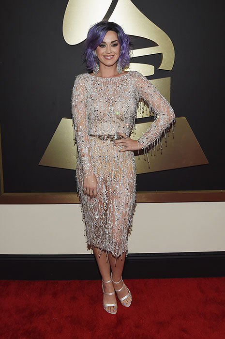 Photo: Katy Perry at the Grammys