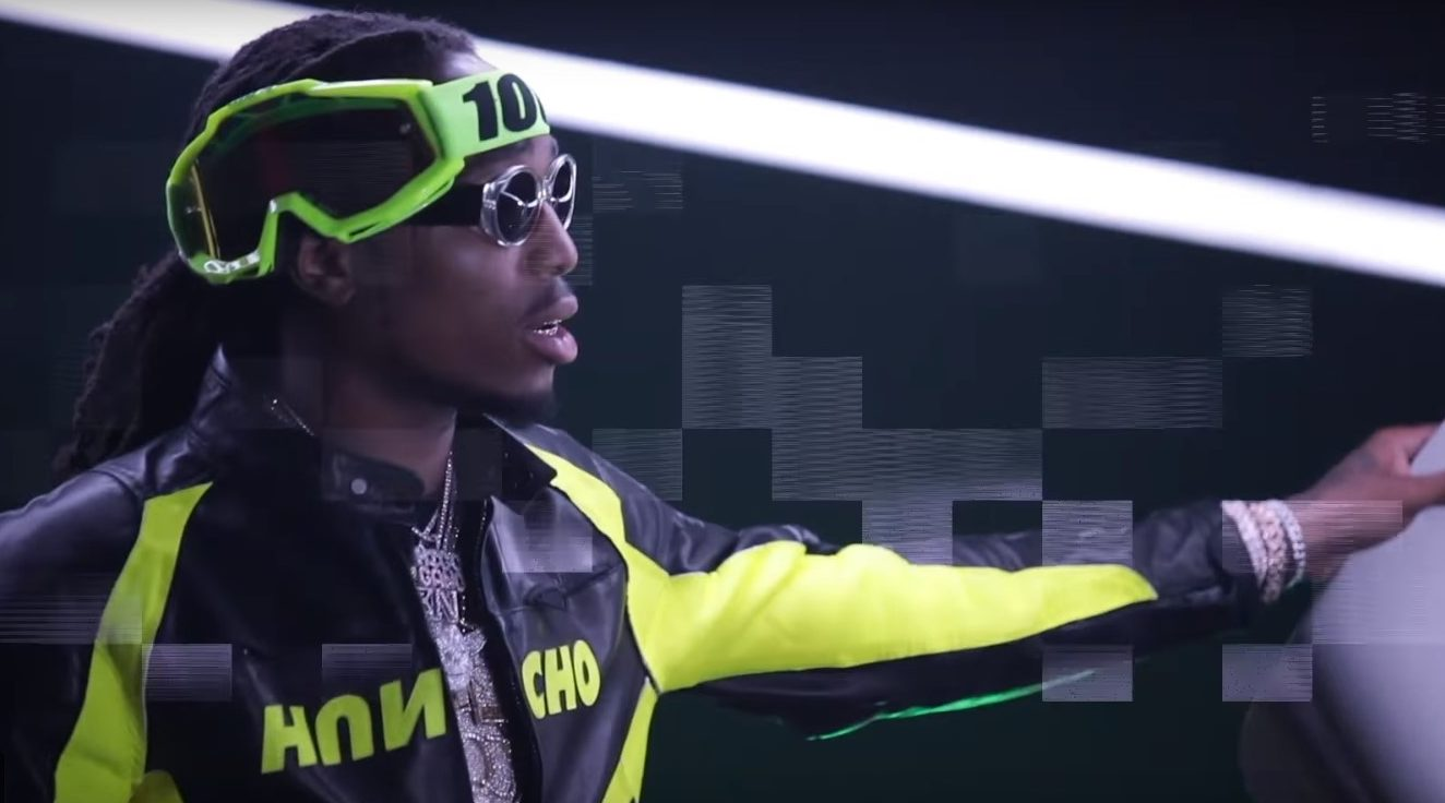 What Rhymes With Car >> Migos' Futuristic 'MotorSport' Music Video is EPIC   Umusic