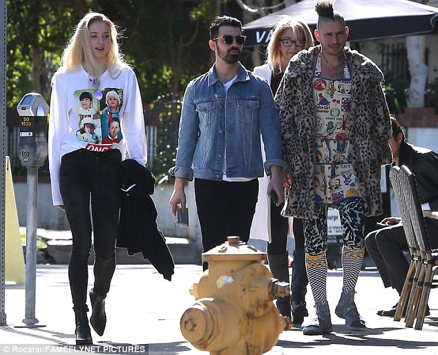 Photo of Joe and Sophie