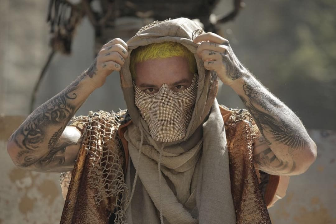 "Behind The Lyrics: The Real Meaning Of J Balvin's ""Machika"