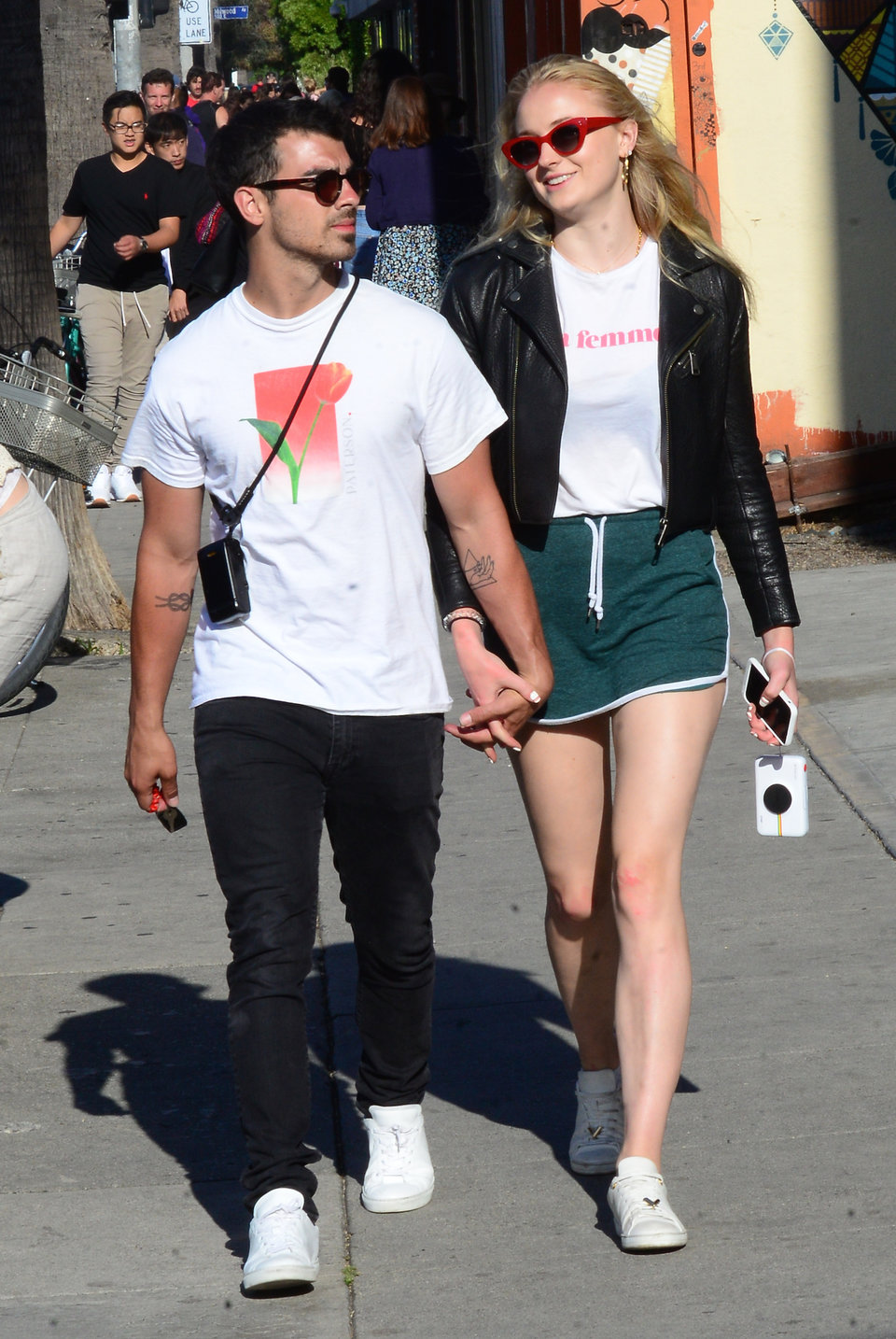 Photo of Joe and Sophie in Venice