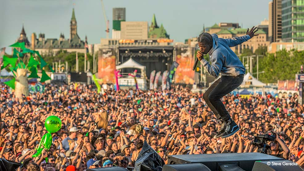 PHOTO: Asap Ferg at Ottawa Bluesfest