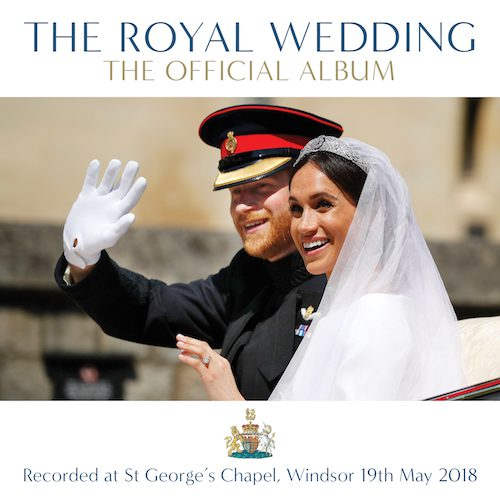 the official recording of the royal wedding of prince