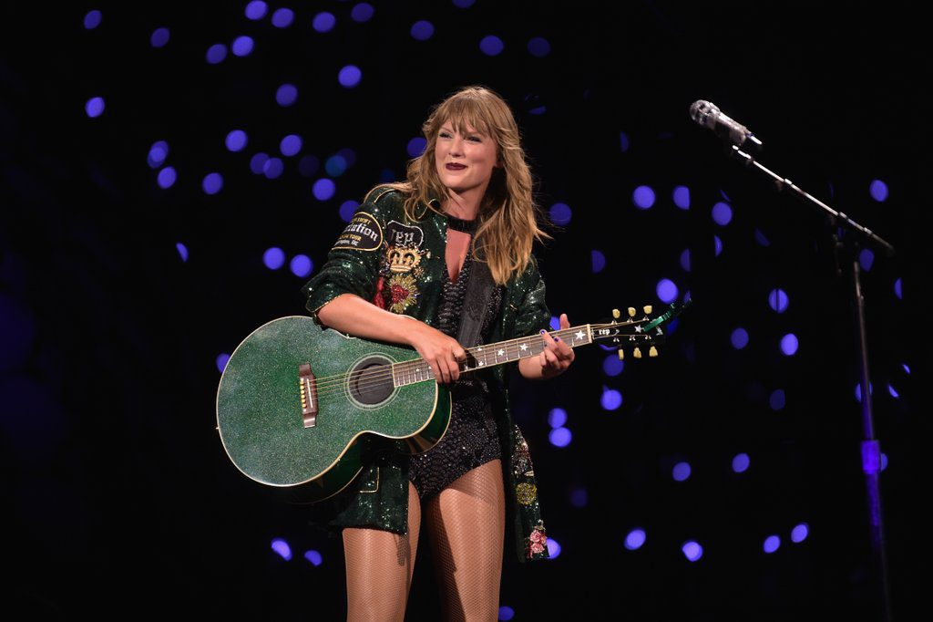 Photo: Taylor Swift reputation tour