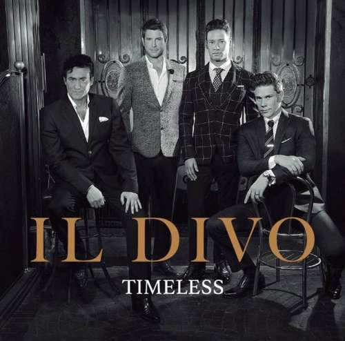 Il divo celebrate their 15th anniversary with new release - Il divo music ...