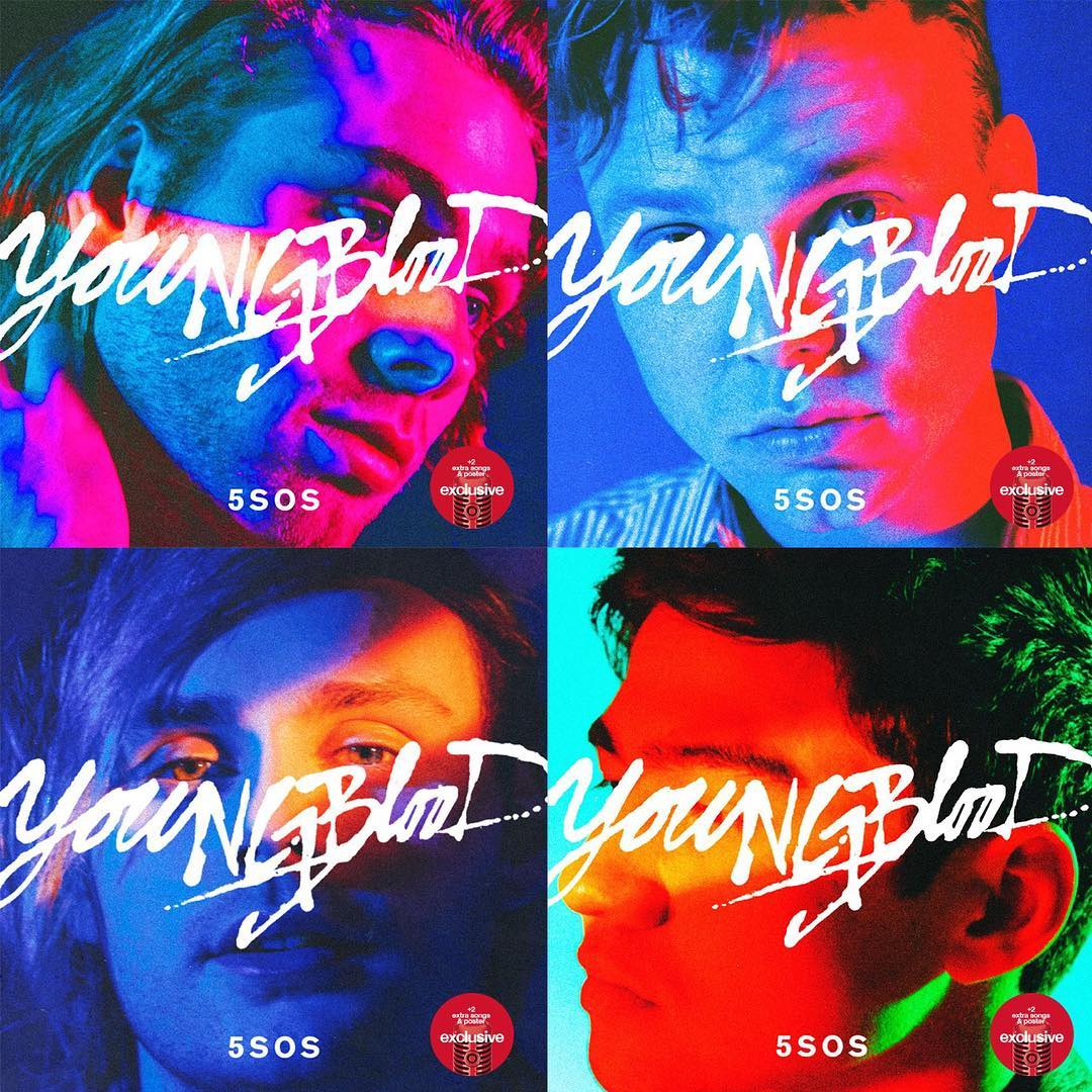 Which Song Off Of Youngblood Are You? | Umusic
