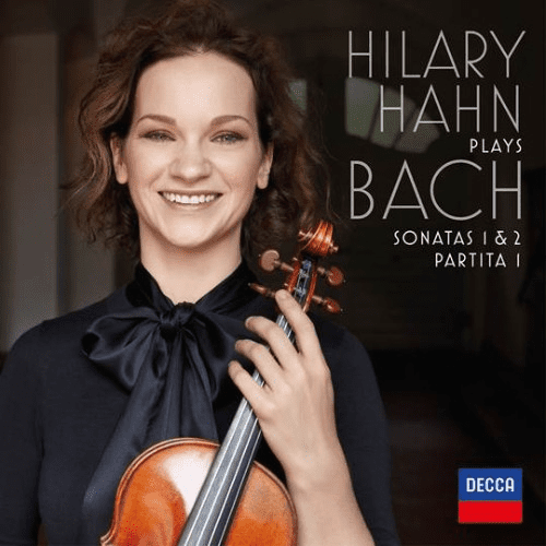Image result for Hilary Hahn Bach