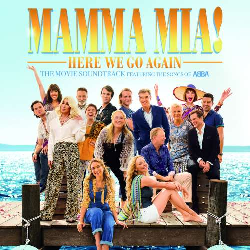 FALL INTO THE MUSIC OF MAMMA MIA! HERE WE GO AGAIN WITH THE