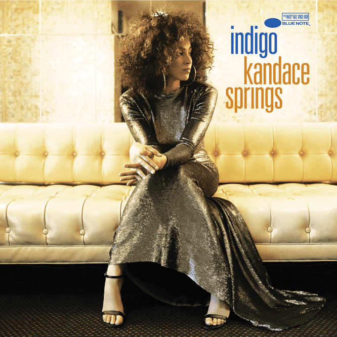 KANDACE SPRINGS RETURNS WITH INDIGO, HER BROAD-RANGING NEW