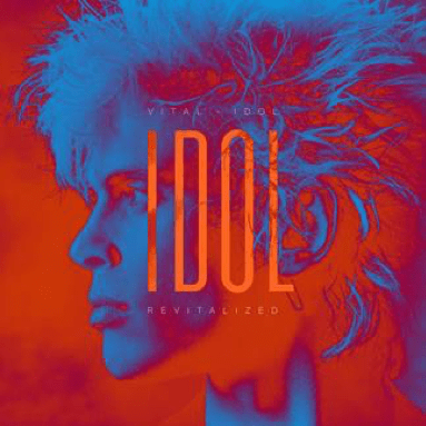 BILLY IDOL ANNOUNCES NEW ALBUM, VITAL IDOL: REVITALIZED, AND