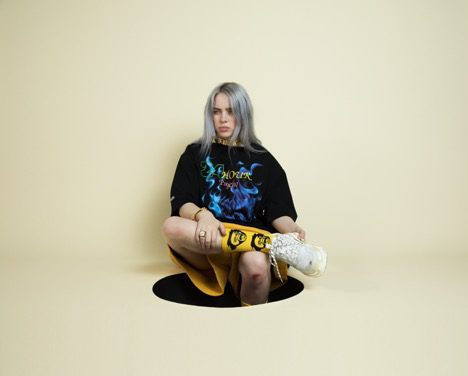 """BILLIE EILISH RELEASES NEW SONG """"come out and play"""" 