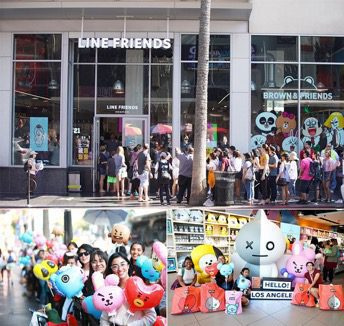 LINE FRIENDS BT21 pop-up store opens in Toronto | Umusic