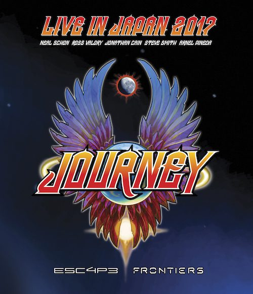 JOURNEY TO RELEASE NEW LIVE ALBUM AND DVD, LIVE IN JAPAN 2017