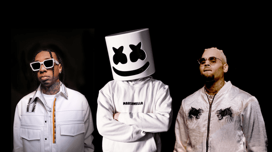 MARSHMELLO + TYGA + CHRIS BROWN RELEASE NEW SINGLE AND VIDEO