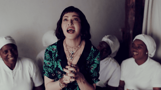 Madonna Releases Visually Stunning Video For Batuka From Madame X Umusic