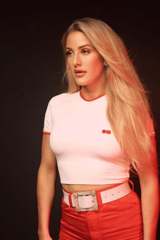 Ellie Goulding Earns Most Entries For Any British Female